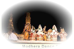 Modhera Dance